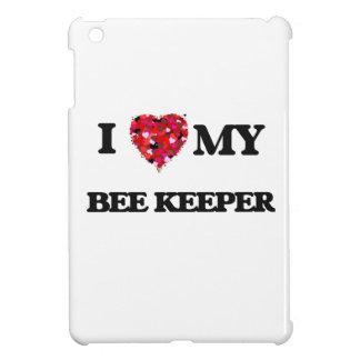 Liebe I mein Bienen-Wächter iPad Mini Schale