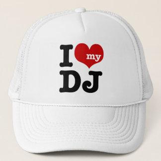 Liebe I mein DJ Truckerkappe