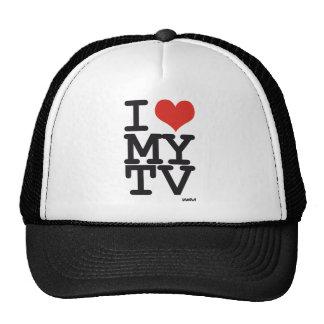 Liebe I mein Fernsehen Retrokappe