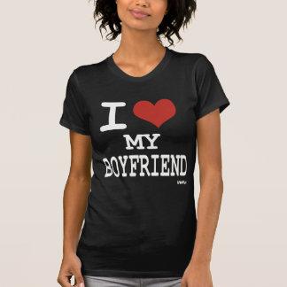 Liebe I mein Freund T Shirt