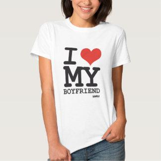Liebe I mein Freund T-shirt