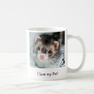 Liebe I mein Haustier! Kaffeetasse