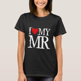 Liebe I mein Herr T-Shirt für Herz der Ehefrau | i