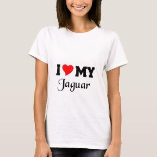 Liebe I mein Jaguar T-Shirt