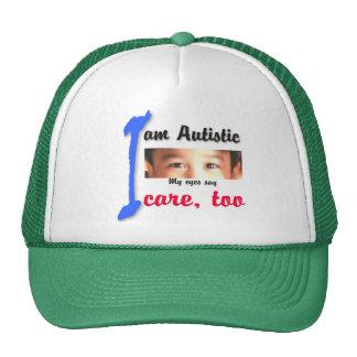 Liebe I mein Kind mit Autismus - einzigartiges Retrocap