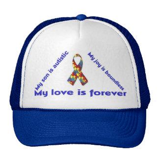 Liebe I mein Kind mit Autismus - einzigartiges T - Kultcaps