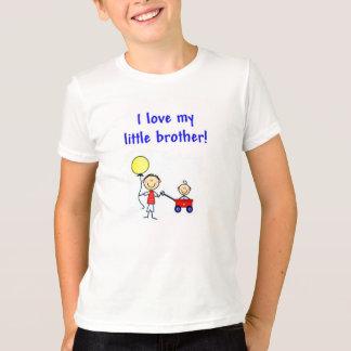 Liebe I mein kleiner Bruder! T-Shirt