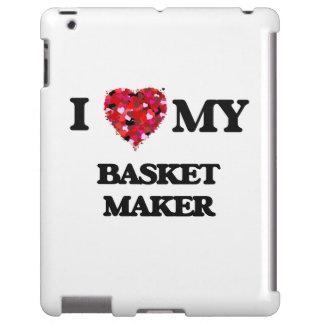 Liebe I mein Korb-Hersteller iPad Hülle