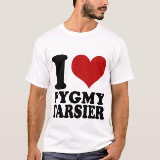 Liebe I mein PygmäenTarsier T-Shirt