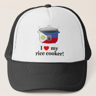 Liebe I mein Reiskocher Truckerkappe