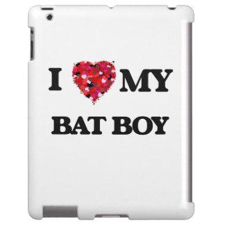 Liebe I mein Schläger-Junge iPad Hülle