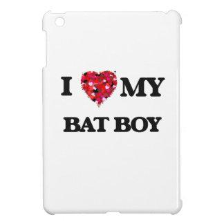 Liebe I mein Schläger-Junge iPad Mini Cover
