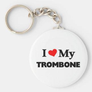 Liebe I mein Trombone Schlüsselband