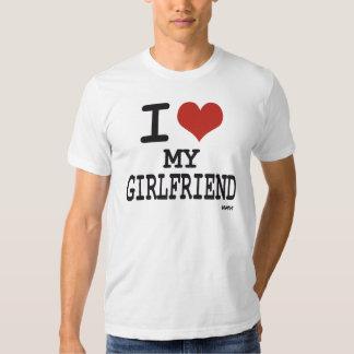 Liebe I meine Freundin Shirts