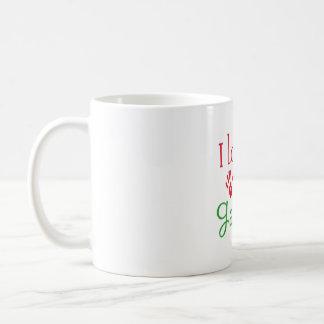 Liebe I meine GAMMY Kaffee-Tassen-Tee-Tasse GAMMY Kaffeetasse