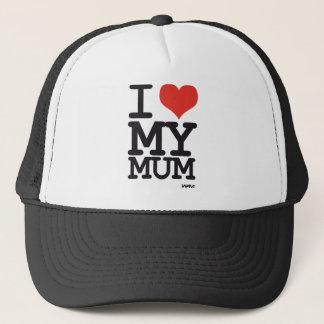 Liebe I meine Mama Truckerkappe