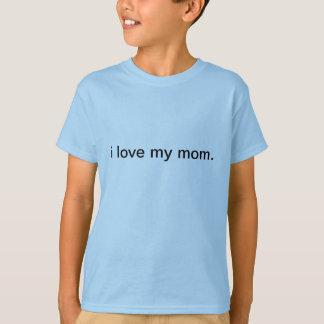 Liebe I meine Mamma T-Shirt