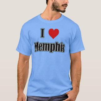 Liebe I Memphis-T-Stück T-Shirt