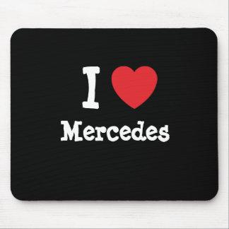 Liebe I Mercedes-Herz T - Shirt