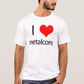 Liebe I metalcore T-Shirt