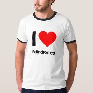 Liebe I Palindromes T-Shirt