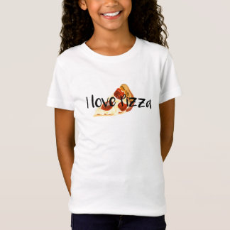 Liebe I Pizza T-Shirt