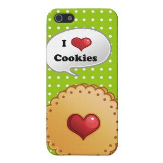 Liebe I Plätzchen iPhone 5 Case