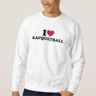 Liebe I Racquetball Sweatshirt