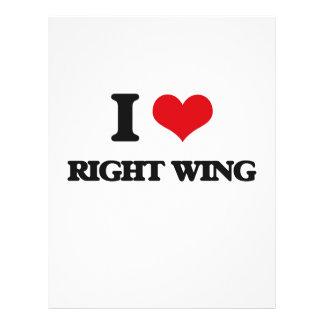 Liebe I rechter Flügel 21,6 X 27,9 Cm Flyer