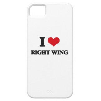 Liebe I rechter Flügel Schutzhülle Fürs iPhone 5
