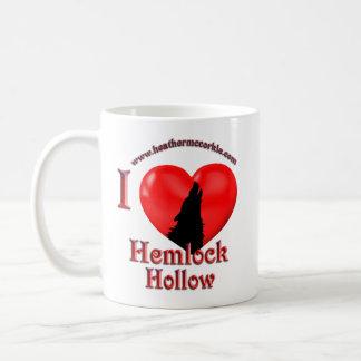 Liebe I Schierlings-Höhlen-Kaffee-Tasse Kaffeetasse