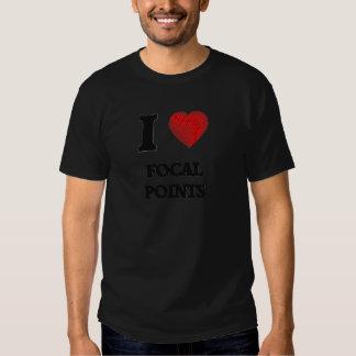 Liebe I Schwerpunkte T-shirt