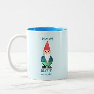 Liebe I Sie GNOME-Angelegenheit was - Tasse