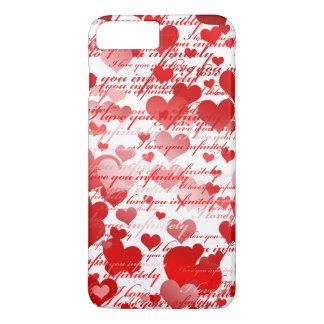 Liebe I Sie iPhone 8 Plus/7 Plus Hülle