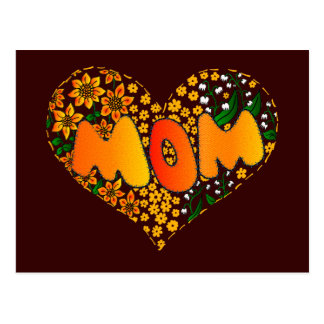 Liebe I Sie Mamma Postkarten