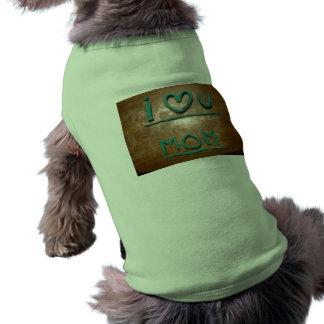 Liebe I Sie Mamma T-Shirt