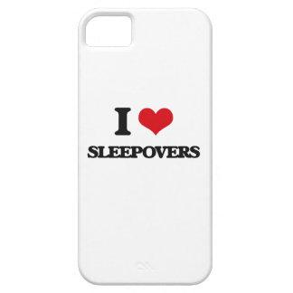 Liebe I Sleepovers iPhone 5 Cover