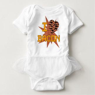 Liebe I Speck Baby Strampler