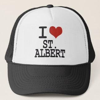 Liebe I St. Albert Truckerkappe
