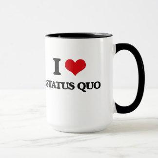 Liebe I Status Quo Tasse