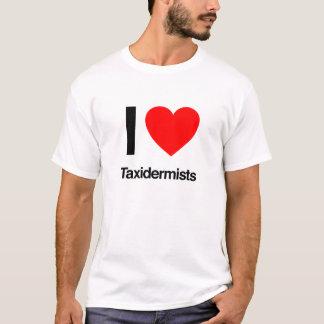 Liebe I Taxidermists T-Shirt