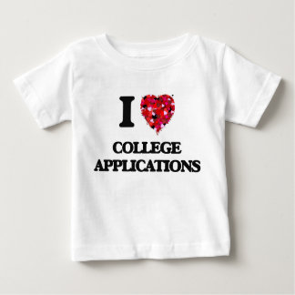 Liebe I Uni-Anwendungen Hemd