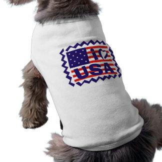 Liebe I USA-Briefmarken-Entwurf T-Shirt
