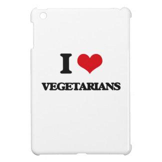 Liebe I Vegetarier Hülle Für iPad Mini