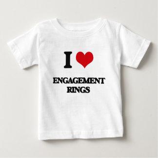 Liebe I VERLOBUNGS-RINGE Hemden