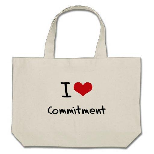 Liebe I Verpflichtung Taschen