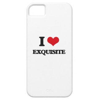 Liebe I VORZÜGLICH iPhone 5 Schutzhüllen