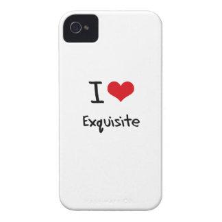 Liebe I vorzüglich iPhone 4 Cover