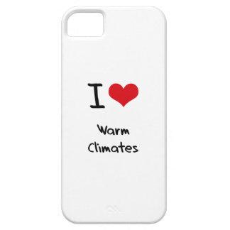 Liebe I warme Klimata iPhone 5 Hüllen