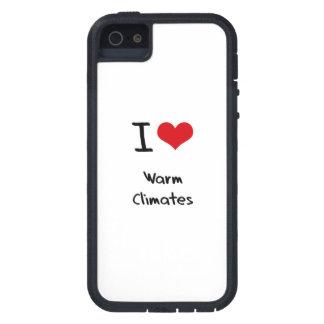 Liebe I warme Klimata iPhone 5 Schutzhülle